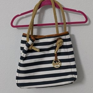 Michael Kors nautical purse